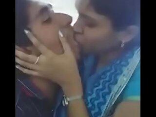 desi indian steady old-fashioned kissing her boyfriend 49