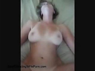 Wife fucks friend after ungainful gamble